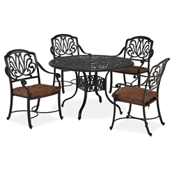 Five Piece Outdoor Dining Set , 46250