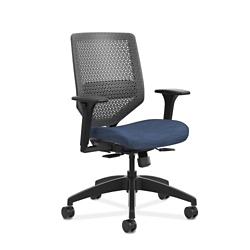 Thermoplastic Back Task Chair, 56641