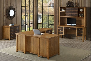 Complete L-Desk Office Suite, 86457