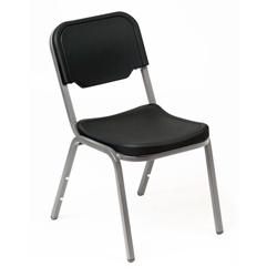 Heavy Gauge Steel Frame Stack Chair, 51488