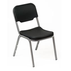 Heavy Gauge Steel Frame Stack Chair, 51488