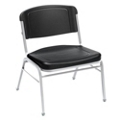 Wide Heavy Duty Steel Frame Stack Chair, 51489