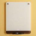 "12""W x 16""H Tempered Glass Dry Erase Markerboard, 80476"