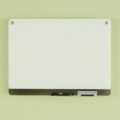 "24""W x 18""H Tempered Glass Dry Erase Markerboard, 80477"