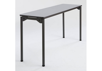 "Rectangular Folding Table - 18"" x 60"", 46803"