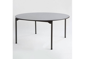 "Round Folding Table - 60"" Diameter, 46805"