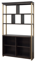 "Display Bookcase- 74""H, 32359"