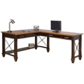 "Hartford Writing L-Desk - 60""W, 14062"