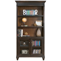 "Bookcase with Lower Doors - 40""W x 78""H, 32110"
