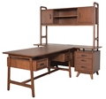 "Complete Partners Desk - 60""Wx30""Dx30""H, 83087"