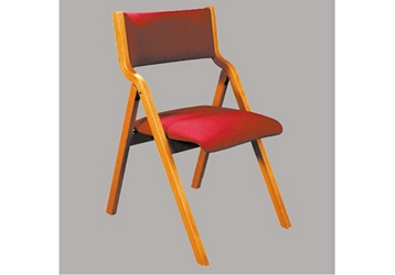 Stack Chair w/Bookrack, 82951