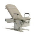 Hi-Low Exam Table with Assist Arms and Storage, 25885