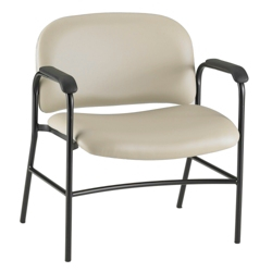 Bariatric Vinyl Guest Chair with Arms, 25927
