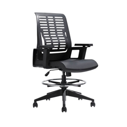 Folding Back Poly Lab Chair, 25932
