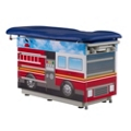 """Pediatric Themed Manual Exam Table with Storage - 32""""H, 25942"""