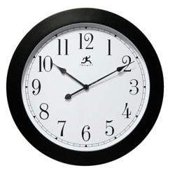"Nexus 26"" Contemporary Wall Clock, 91273"