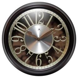 "Leeds 15"" Floating Dial Wall Clock, 91274"