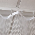 "16' Track for Tiled Ceiling - For 210""W Curtain, 25963"