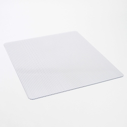 "Crystal Clear Chair Mat for Carpets 45""W x 53""D, 82887"