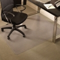 "Standard 46"" x 60"" Chair Mat for Carpet, 54122"