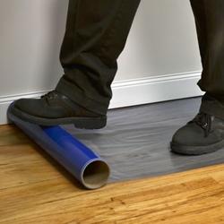 "Hard Floor Protection Film 36""W, 82883"