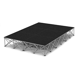 Rectangular Stage Set - 12'W x 16'H, 86364