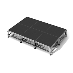"All Terrain Vinyl Top Stage Set - 12'W x 8""D, 86404"