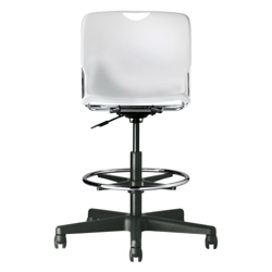 Armless Plastic Stool, 50875