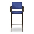 Fabric Stool with Arms, 52383