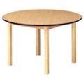 "Round Wood Table - 48"" Dia, 41728"