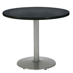 "Round Pedestal Table - 36"" Diameter, 44018"