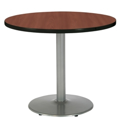 "Round Pedestal Table - 42"" Diameter, 44019"