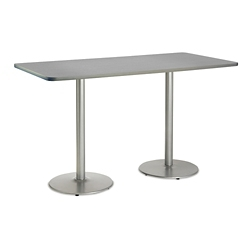 """Figo Bar Height Table - 72""""W x 30""""D, 44440"""