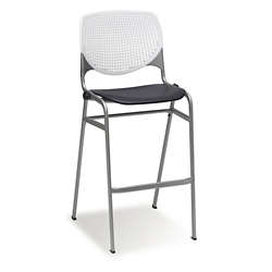 Figo Stool with Polypropylene Seat, 44443