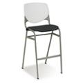 Figo Stool with Fabric or Polyurethane Seat, 44444