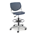 Figo Stool with Polypropylene Seat, 70028
