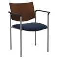 Wood Back Guest Chair, 76020