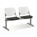 Figo Beam Seating with Two Polypropylene Seats, 76592