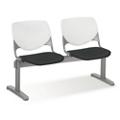 Figo Beam Seating with Two Fabric or Polyurethane Seats, 76593