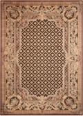 "kathy ireland by Nourison Ornate Border Area Rug 7'9""W x 10'10""D, 82227"