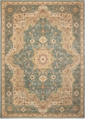 """kathy ireland by Nourison Traditional Persian Style Rug 9'10""""W x 13'2""""D, 82235"""