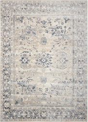 "kathy ireland by Nourison Bordered Vintage Area Rug 5'3""W x 7'7""D, 91595"