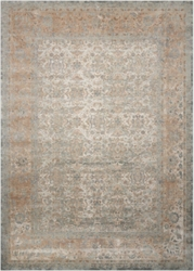 "kathy ireland by Nourison Traditional Area Rug 7'10""W x 10'10""D, 91605"
