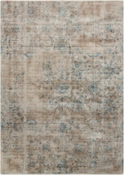"kathy ireland by Nourison Leaf and Vine Area Rug 5'3""W x 7'5""D, 91570"