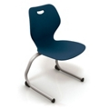 "Cantilever Stackable Student Chair - 13""H Seat, 57064"