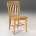 Armless Wood Library Chair, 51502