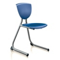 "Heavy Duty Student Stack Chair - 16""H Seat, 57063"