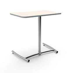 "Cantilever Desk with Comfort Curve - 30""W x 29""H, 16042"