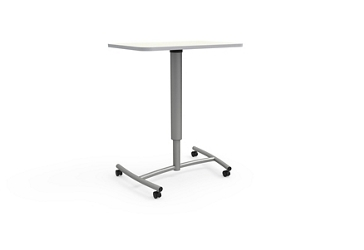"Adjustable Height Mobile Lectern - 30""Wx20""D, 16507"