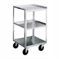 "Lakeside 19""x17"" Mobile Three Shelf Equipment Stand, 31803"